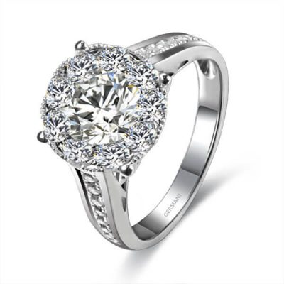 diamond engagement rings sydney - Germani Jewellery