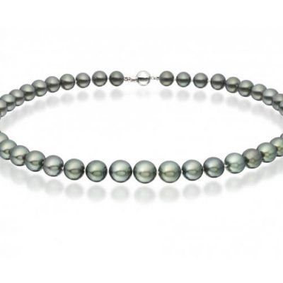 Tahitian Black Pearl Necklace - Germani Jewellery