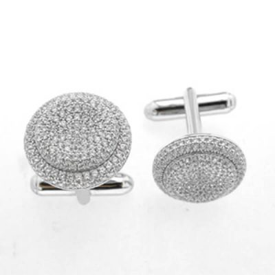 sterling silver cufflinks for men - Germani Jewellery