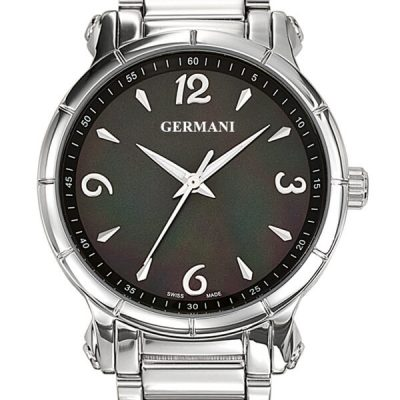 with limited green face angle black product watches commodore maurier du leather index watch edition strap web markers mens