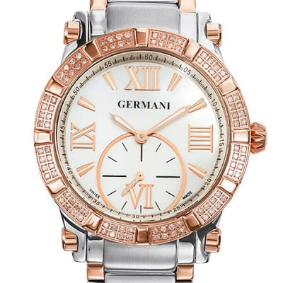 Diamonds Rose Gold Watches - Germani Jewellery