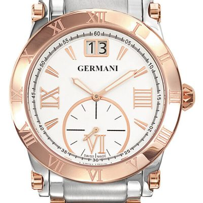 Rose Gold Quartz Men's watches - Germani Jewellery