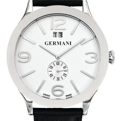 Leather Band Quartz Men's watches - Germani Jewellery