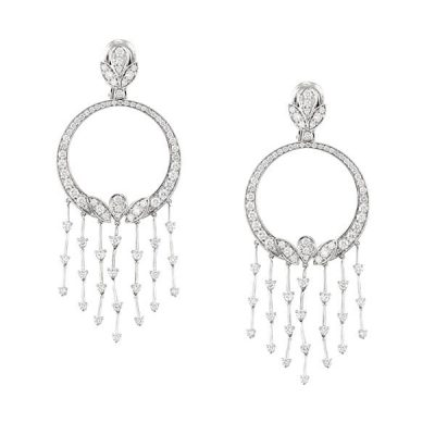 Raindrops Diamond Earrings - Germani Jewellery