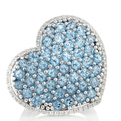 Giovanni Ferraris Topaz Ring - Germani Jewellery