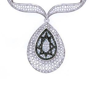 Custom Made Pendant - Germani Jewellery