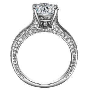 Diamond Engagement ring - Germani Jewellery