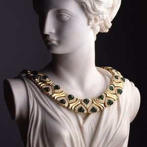 Exclusive neck piece - Germani Jewellery