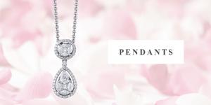 Diamond Pendants - Germani Jewellery