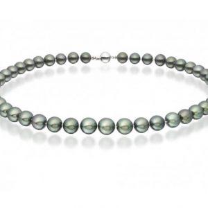 Tahitian Black Pearl Necklace - Germani Jewellery