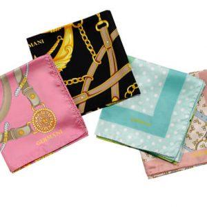 Germani Pure Silk Scarf Made in Italy - Germani Jewellery