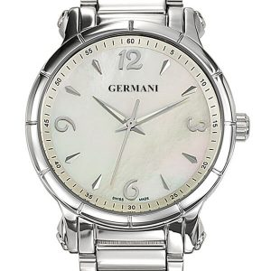 white face quartz ladies watch - Germani Jewellery