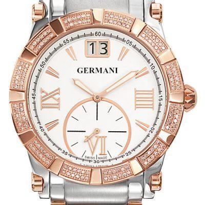 Rose Gold Diamond Men's Watches - Germani Jewellery