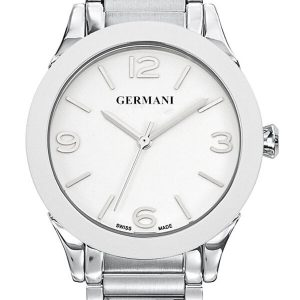 White ladies watch quartz - Germani Jewellery