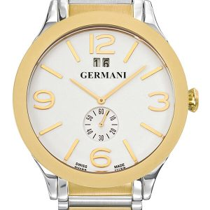 Classic Two Tone Men's watches - Germani Jewellery