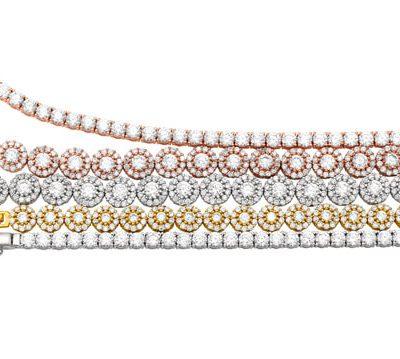 Diamond Bracelets - Germani Jewellery