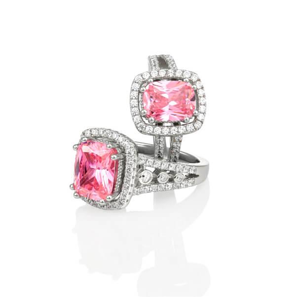 Pink Diamond Rings by Germani Jewellery Sydney - Germani Jewellery
