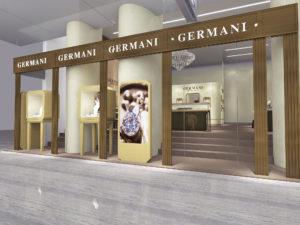 Germani Jewellery Boutique Hilton Hotel - Germani Jewellery