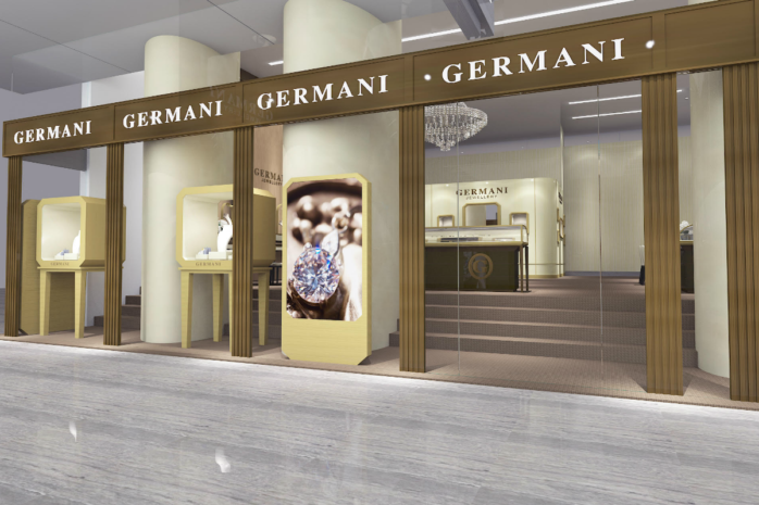 Germani Jewellery Boutique Hilton Hotel - Germani Jewellery